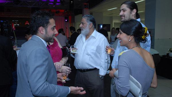 Launch Party at Audi Gurgaon
