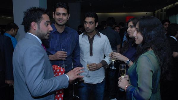 Launch Party Invitation at Audi Gurgaon