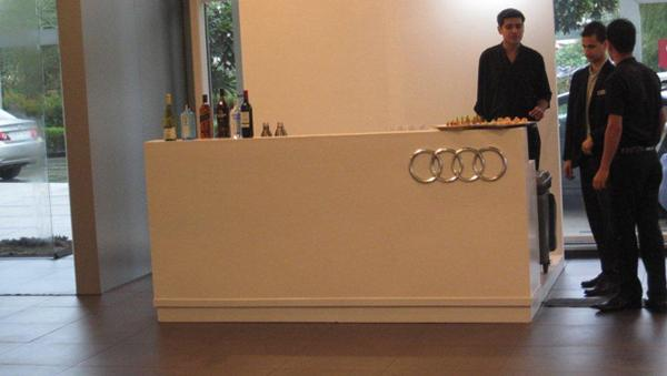 Launch of Audi A6