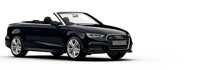 Audi A3 Cabriolet Front