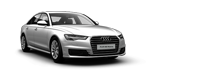 Audi A6 Saloon Front