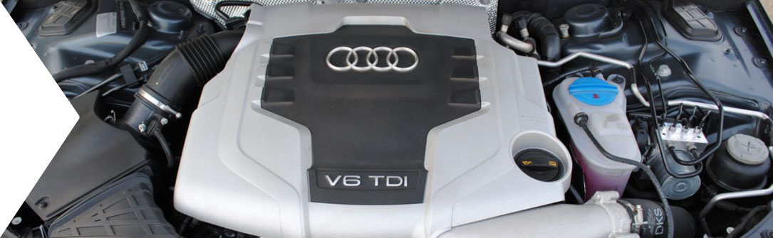 Audi A6 Sedan TDI Engine