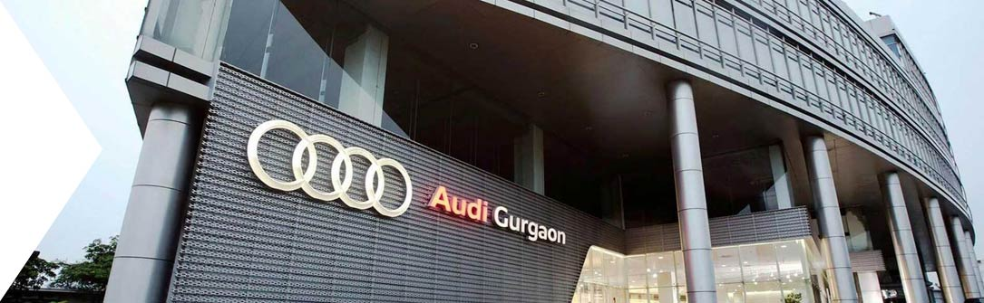 Audi Gurgaon Showroom